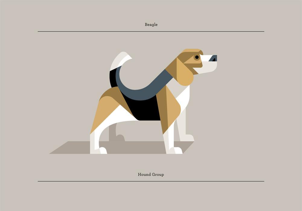 itinero.eu minimalist-dog-prints-josh-brill-1
